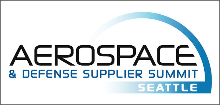 Aerospace and Defense Supplier Summit Seattle 2016